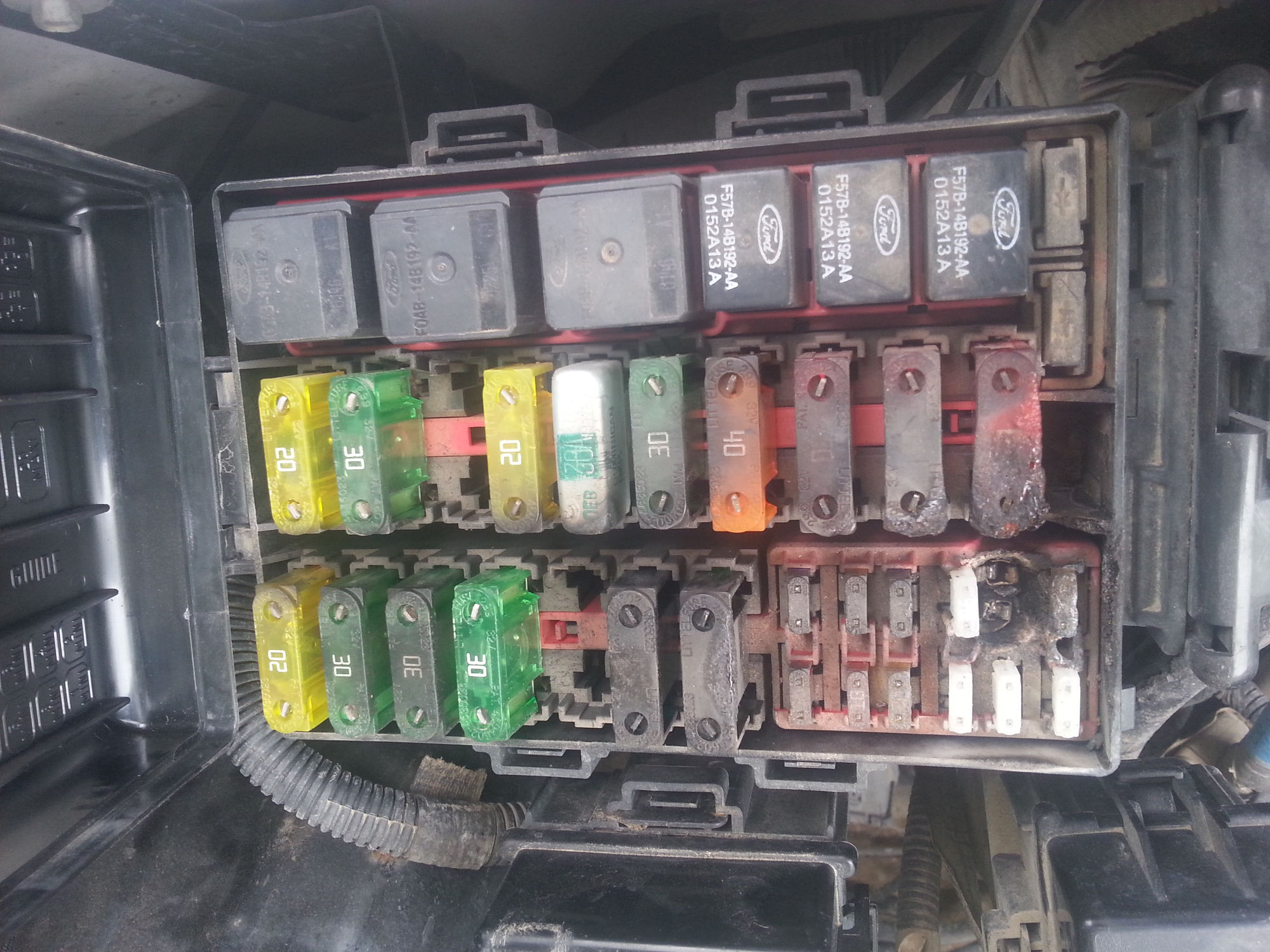 Fuse Box Diagram Moreover Sterling Truck Wiring Diagrams Further Truck