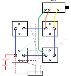 Wiring Diagram Ramsey Winch - wrg 5771 ramsey 9000 winch ... on