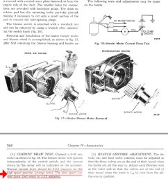 1956 ford f 100 heater wiring 2 [ 885 x 915 Pixel ]