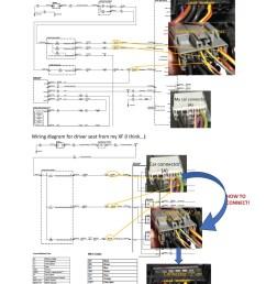 jaguar xf seat wiring diagram front seat upgrade wiring problems need advice jaguar [ 1414 x 2000 Pixel ]