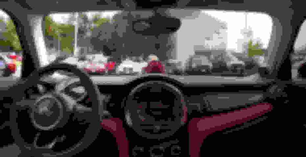 medium resolution of again unique is the most important word to describe our mini we went relatively light doing the mid tier upgrade for the infotainment system not xl and