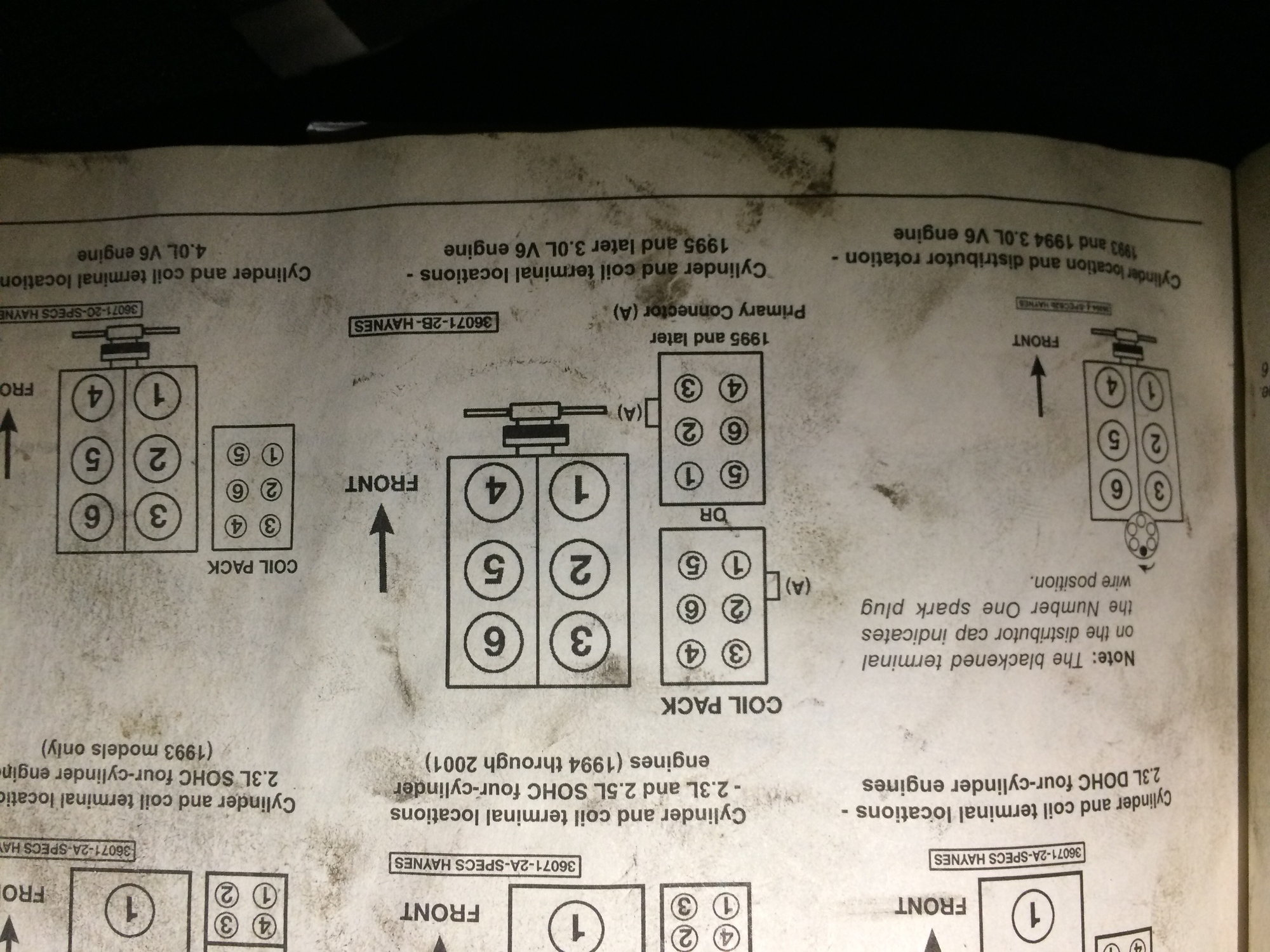 96 Mustang Gt Spark Plug Wiring Diagram Circuit Diagrams Image