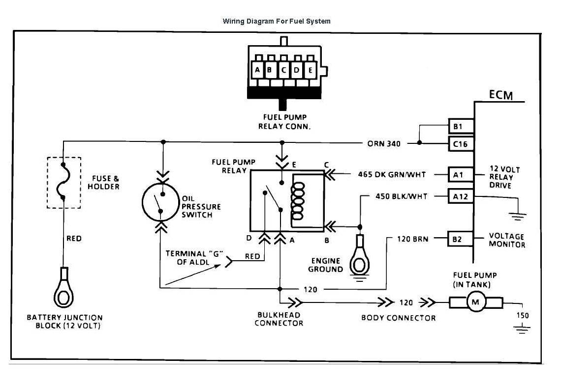 Only Pressure Switch B - Auto Electrical Wiring Diagram