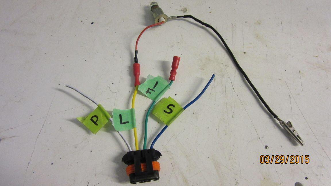 One Wire Alternator Wiring Diagram Chevy Alternator Wiring Diagrams