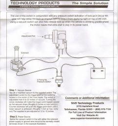 carb swap 700r4 4th gear lock up third generation f body message 700r4 wiring diagram vacuum switch [ 1162 x 1600 Pixel ]