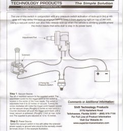 700r4 wiring diagram vacuum switch [ 1162 x 1600 Pixel ]