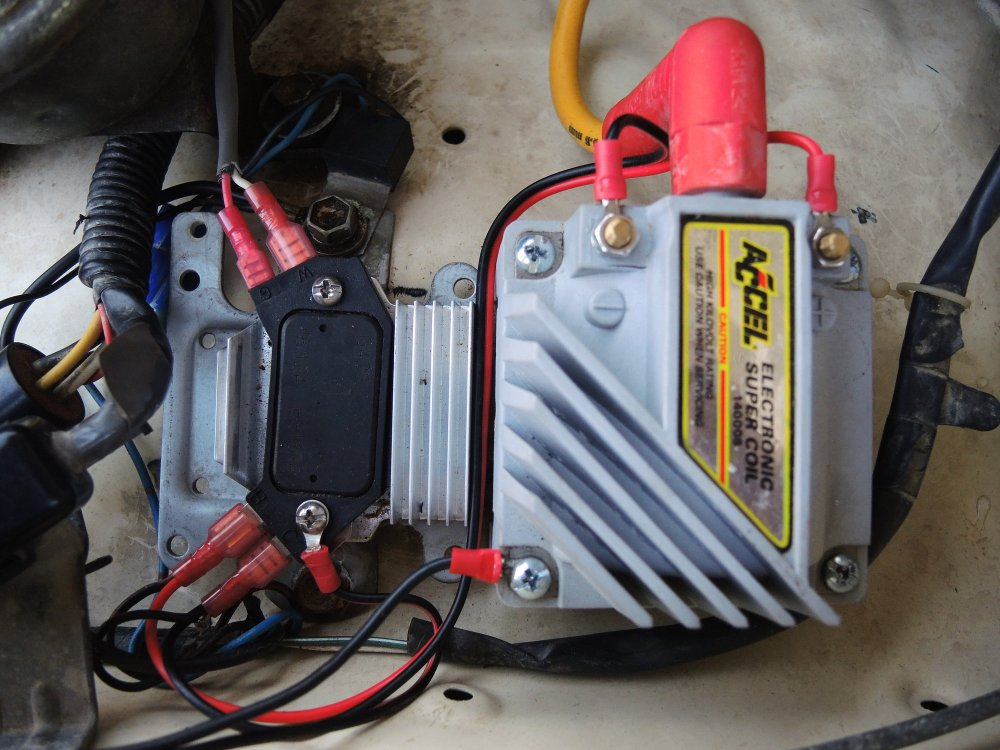 medium resolution of toyota 22r coil wiring diagram wiring library 22r ignition control module and ignition coil gm swap