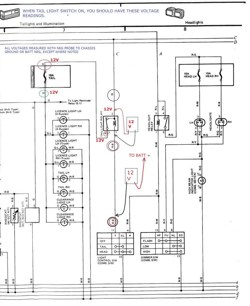 hight resolution of my 1st 4runner 87 page 4 yotatech forums 87 22re wiring issue i39m stumped yotatech forums