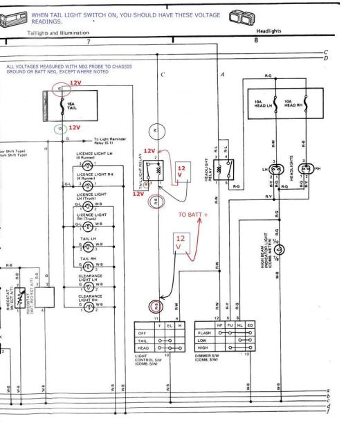 small resolution of my 1st 4runner 87 page 4 yotatech forums 87 22re wiring issue i39m stumped yotatech forums