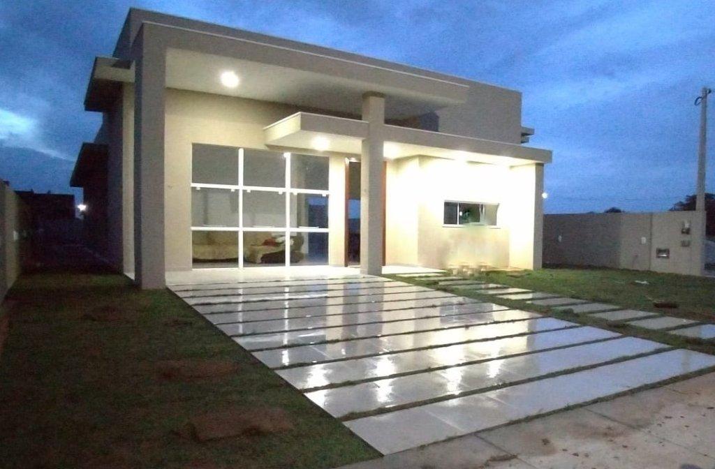Mais uma casa finalizada no Condominio Fazenda Real, em Macaíba - RN. Acima de tudo, é uma casa confortável e aconchegante. É certamente perfeito para descansar e ter mais contato com a natureza .