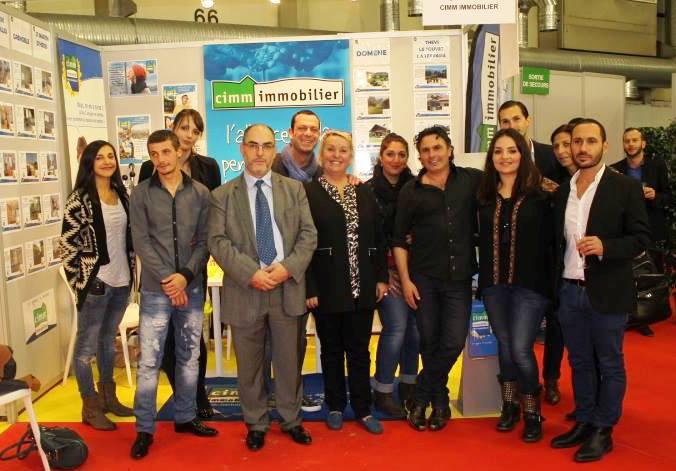 Salon immobilier Grenoble  rencontre agences immobilires