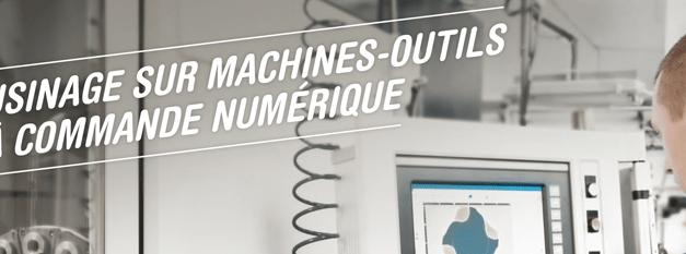 (ASP) Usinage sur machine outils à commande numérique