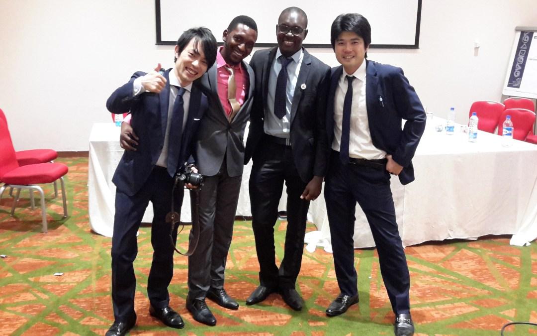 Projet Japonais 5S Kaizen en Afrique : CIMFASO, Entreprise modèle du Burkina