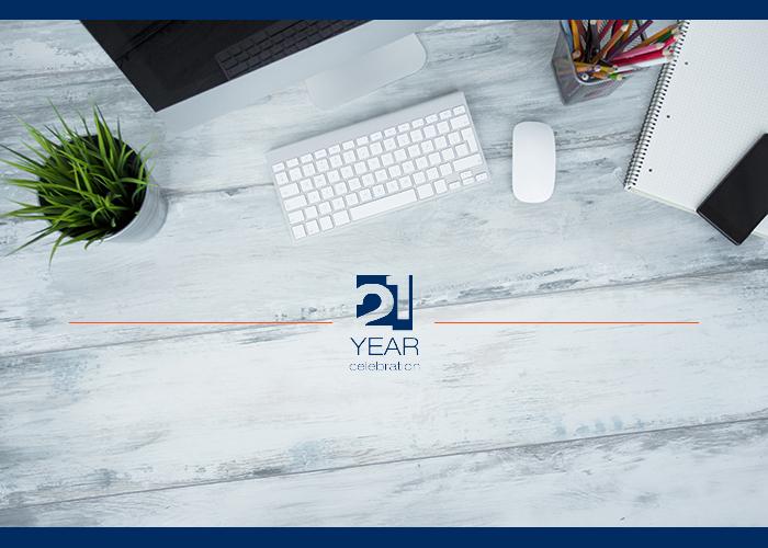 21 year celebration