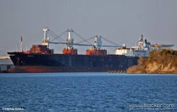 Maersk Texas Attacked