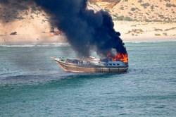 The Tenacious Dutch: HNMLS Rotterdam v Pirates