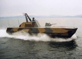 Fast Patrol Catamaran