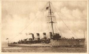 WWI-HMSAmphion