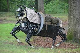It's a MULE, not a cow. It's also composite metals, not gold... but technology may be a Golden Cow.