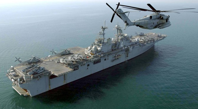 Top 10 Maritime Assistance/ Disaster Needs and Best US Platforms