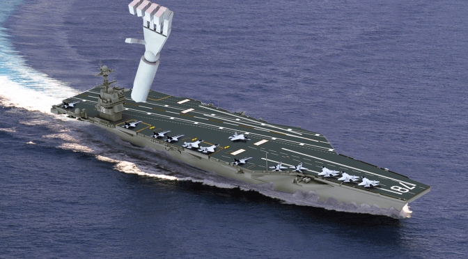 Giant Hand Development Woes Threaten USS Gerald Ford Timeline