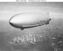 Aerial motherships in their pre-Indiana Jones heyday