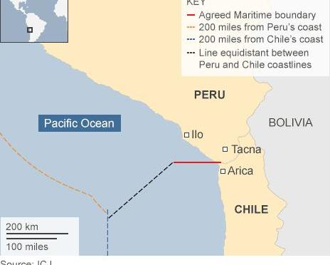 How Peru Got its Territory Back