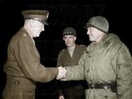 Eisenhower Patton