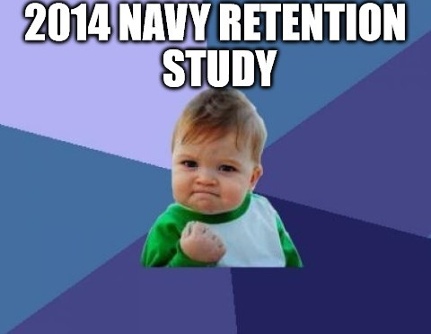 A New Kind of Retention Study