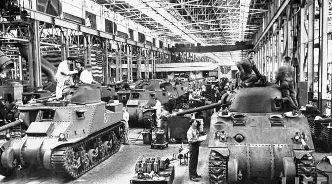 Defense Industrial Base: A Personal Theory of Power