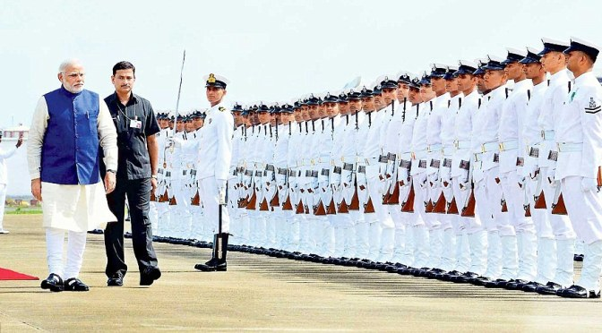India's Role in the Indo-Pacific