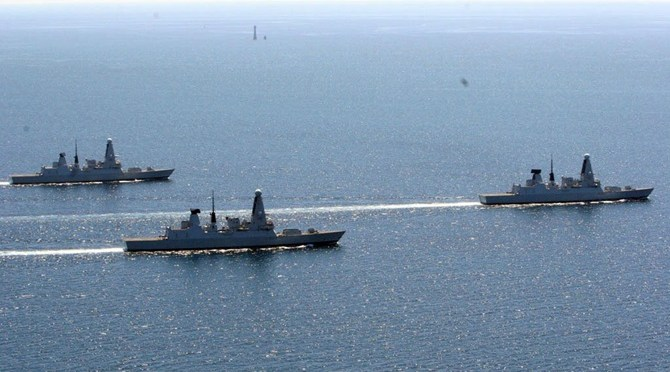 The Future of British Foreign & Defence Policy: A Case for a Maritime Focus