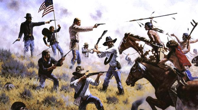 The Innovation that Wasn't: U.S. Cavalry, Their Weapons, and Their Training on the Great Plains