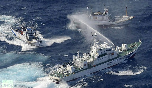 A Feast of Cabbage and Salami: Part I – The Vocabulary of Asian Maritime Disputes