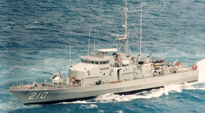 Specialize or Not? Former RAN CO's Reflections on Surface Warfare Officer Development