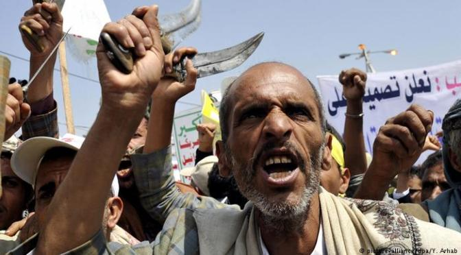 Violent Political Decay in Yemen: An Iranian Challenge of Saudi Regional Superiority