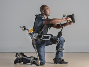 Lockheed Martin created the FORTIS exoskeleton, which can boost worker productivity up to 27 times.