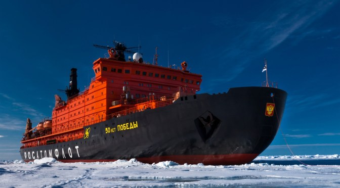 Polar Shipping: A 2014 Recap