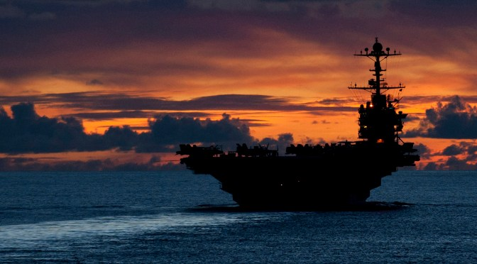 No Strait for Aircraft Carriers