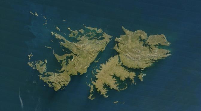 Sea Control 97 – Falklands w/ Sharkey Ward