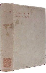 The First Edition of Rudyard Kipling's Kim. First published in book form in 1901.