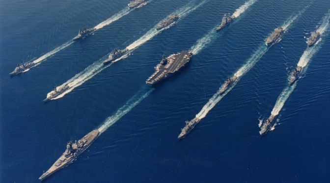 Distributed Lethality: A Cultural Shift