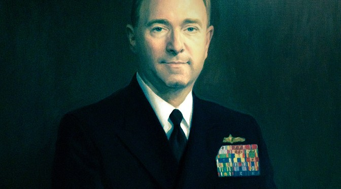 "On Books: An Interview with VADM James P. ""Phil"" Wisecup, USN(ret)"