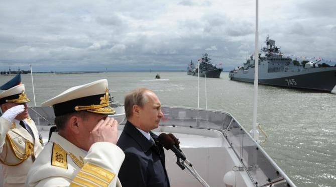 The New Russian Naval Doctrine