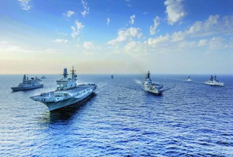 Italian carrier group