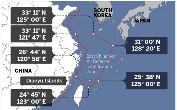 An Embarrassing Fact: The Legal Basis of the PRC East China Sea ADIZ