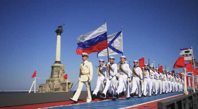 The Development of Russian Naval Capabilities after the Cold War