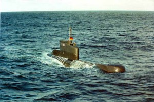 Colombia acquired two updated U-206A Submarines (pictured here) from Germany.