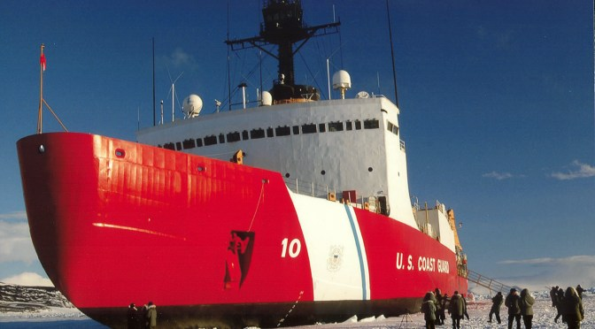 Breaking the Ice:  The US Chairmanship in the Arctic Council