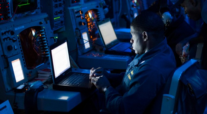 Sea Control 107 – CAPT Heritage & Navy Cyber Defense Operations Command